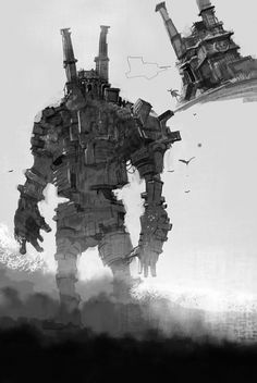 A tribute to Colossus by cecilkim - Cecil Kim - CGHUB #monster
