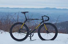 My sssSICK Yamaguchi Asymmetric Track - Pedal Room #asymetric #yamamguchi #track #bicycle