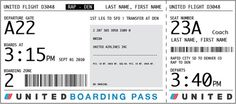 timoni.org - A practical boarding pass redesign #usability