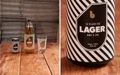 Boy's Deli Brett Newman #deli #beer #packaging #bold #food #photography #lager #typography