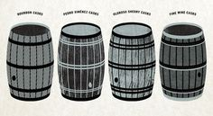 Graphic-ExchanGE - a selection of graphic projects #illustration #cask