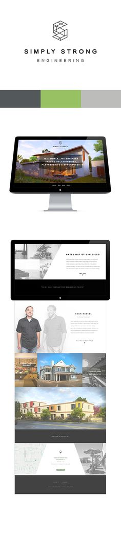 oui will agency san diego california #architecture #web design #digital