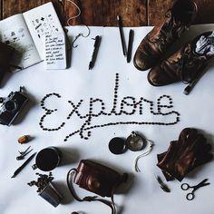 Explore by Christian Watson