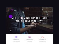 Pokke — Web Design #design #pokke #bigphoto #minimal #webdesign #web