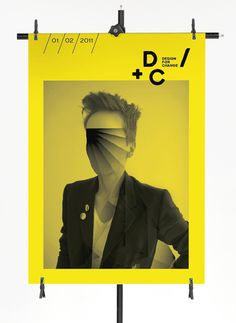 226_dc affichew.jpg #yellow #poster
