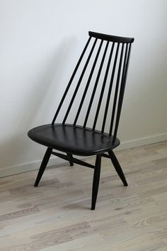 ET CETERA #chair #black #windsor
