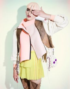 Yvonne Kwok #fashion
