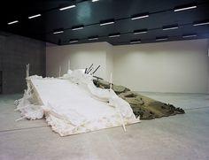 MB283_L3_small NO CAPTION.jpg 1000×768 pixels #barney #restraint #museum #installation #drawing #matthew #art #wax