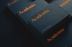 Academia English & Writing Centre on Behance