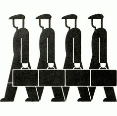 GMDH02_00422 | Gerd Arntz Web Archive #icon #icons #illustration #identity #logo
