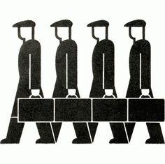 GMDH02_00422 | Gerd Arntz Web Archive #icon #icons #illustration #identity #logo