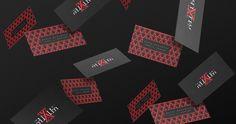 FELIXFELIX business card by Franky.ca
