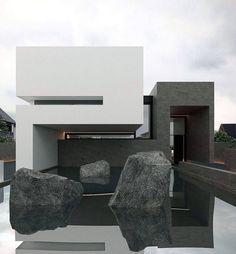 Modern House Facades to Inspire You