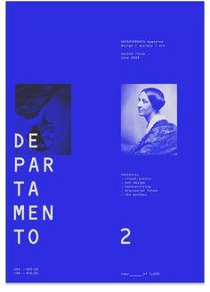 Untitled-1 #print #identity #poster #editorial design #departamento