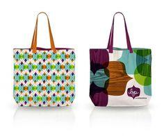 Matt Lehman Studio #branding #pattern #bags