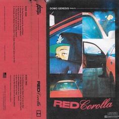 Domo Genesis • Red Corolla #domogenesis #oddfuture #mixtape #coverdesign #photography by ASHLAN GREY #coverart by HENOCK SILESHI @henocksileshi 2017