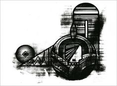 Main : Color Beast #abstract #serigraph #print #screen #art