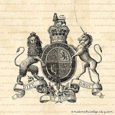 Pinterest #shield #heraldry #lions