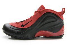 women nike flightposite 5 varsity red and black #shoes
