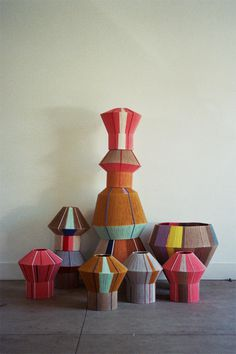 Bonbon lamps by Ana Kraš #product #lamps