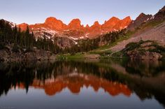 Mountain Photography by Jack Brauer