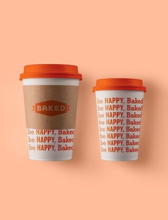 Baked - Mindsparkle Mag Hinterland is the owner of this beautiful project where tasty branding captures the maverick spirit of Baked, an artisanal bakery and cafe with locations in Brooklyn, Manhattan and Tokyo, that offers a unique take on American food with a twist. #logo #packaging #identity #branding #design #color #photography #graphic #design #gallery #blog #project #mindsparkle #mag #beautiful #portfolio #designer