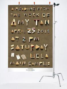 Bryan Ku #books #poster #typography
