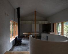House in Fuji Nanroku by Seiichi Yamada Architect & Associates