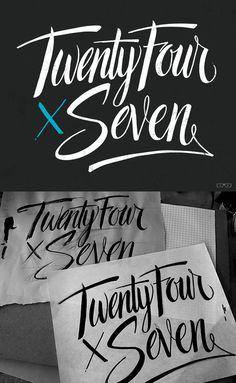 Typography Mania #194 | Abduzeedo Design Inspiration
