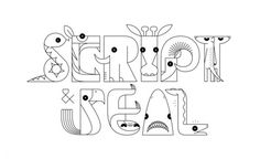 FFFFOUND! | Friends of Type #type #of #friends