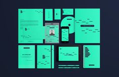 Bit Academy Identity #graphics #motion #bit #training #prishtina #brand #academy #cisico #logo