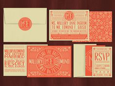 Invite, Wedding