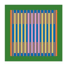 Radiant 1 - Burton Kramer Paintings #painting #burton #kramer