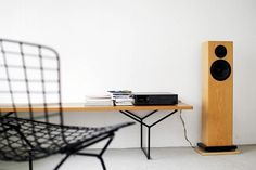 convoy #speaker #design #furniture #industrial #table