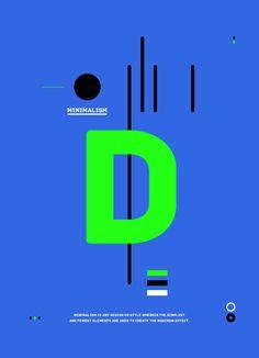 Minimalism #design #minimalism #human #shape #poster #type #man
