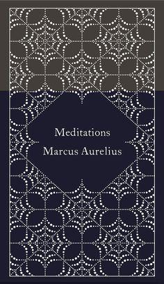 Penguin Classics Meditations: Marcus Aurelius: 9780141395869: Books - Amazon.ca #marcus aurelius #meditations #book cover