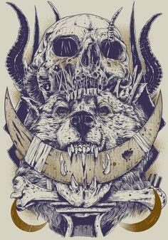 SKULLS #skulls