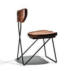 """La llamada """"Silla del Eco"""" de Mathias Goeritz, que en realidad no estuvo nunca en el el Museo Experimental del Eco: https://mueblemexicano.wordpress.com/2015/12/10/silla-del-eco/"""