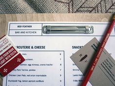Red Feather #clip #menu
