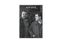 Acquired Taste - Issue 2 (Culture, Food) | Magazines | Vetted #cover #acqtaste #magazine