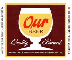 Potosi Brewing Company Beer #GetCollType.categoryName# Memorabilia