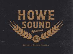 Howe #beer #identity