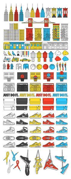 Forma & Co — Nike — Pattern