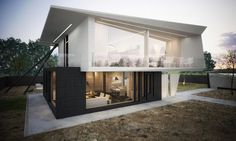 CJWHO ™ (M House Project by Marcel Luchian)