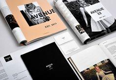 Collate #print #identity #branding