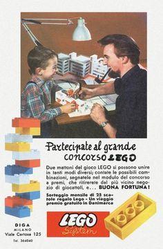 Brick Fetish #1960s #lego