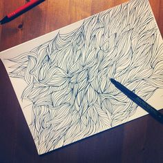 photo #wave #natural #pen #personal #work