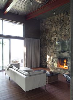 Raven Crest House Hefferlin Kronenberg Architects 8