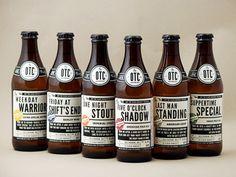 otc-lineup #beer #label
