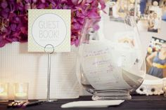 Makea - Wedding Photography and Inspirations #guest #book
